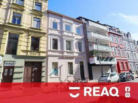 Sanierte Wohnung am Rande des Frankenberger Viertels - Erstbezug!