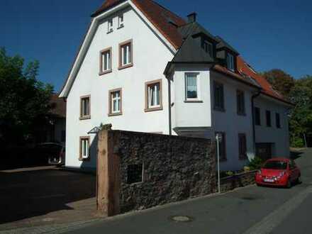 Attraktive 2-Zimmer-Dachgeschosswohnung mit Einbauküche in Aschaffenburg