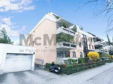 Wohnen am Hirschgarten: Großzügige 3,5-Zi.-ETW mit Balkon in München Neuhausen-Nymphenburg