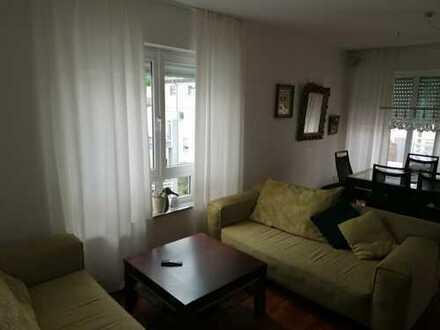 Gepflegte 3-Zimmer-Wohnung mit Balkon und Einbauküche in Oberursel (Taunus)