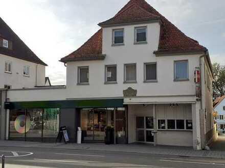 Für clevere Investoren: Premiumlage in Crailsheim...