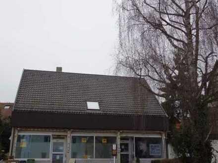 Attraktives Wohn- und Geschäftshaus Simmozheim - Dorfmitte am Brunnen Eigennutzung oder Vermietu