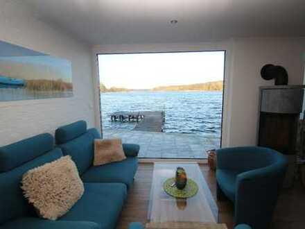Exklusives Ferienhaus direkt am See - Untervermietung erlaubt