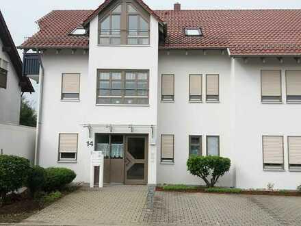 Schöne 4 Zimmer Wohnung in Uttenweiler