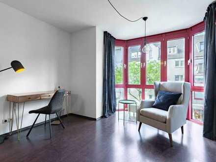 WG-Zimmer in Düsseldorf, Kölner Straße