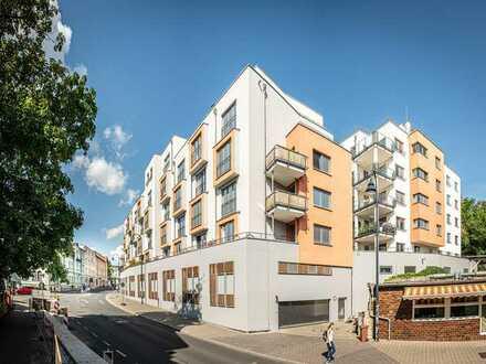 Single-Wohnung: Apartment in Zentrumsrandlage von Jena