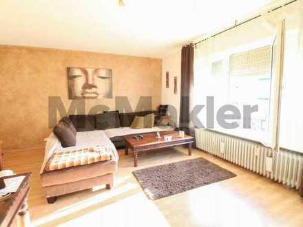 Sonnige 2-Zimmer-Wohnung mit Balkon in begehrter Lage von Mannheim-Neckarau
