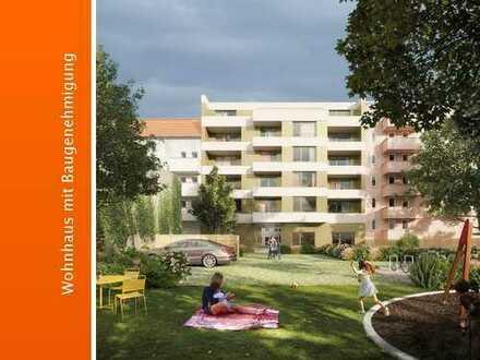 HAUS°54: Eigentumswohnungen mit Terrassen und Garten
