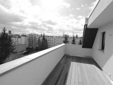 Super-Terrasse , 3 Zimmer 110 m² Penthouse mit Aufzug - Neubau