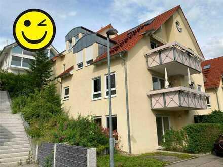 Grafenau-Dätzingen: Helle und gemütliche 3-Zimmer-Wohnung im Gartengeschoss