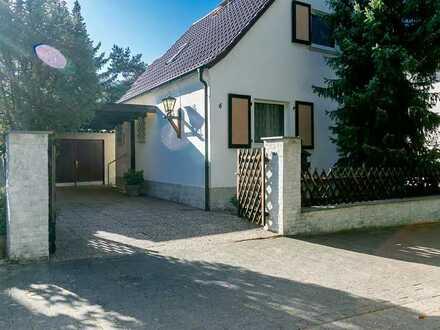 Tobias Grünert Immobilien # charmantes Wohnhaus in Feldrandlage mit Garten & Garage