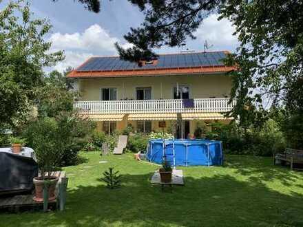 EFH oder Mehrgenerationenhaus in sehr ruhiger Lage, mit Bergblick und traumhaften Garten