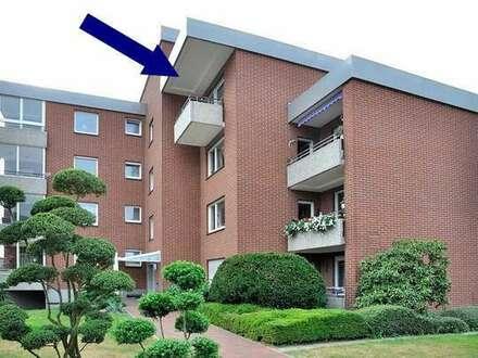 Wohnung mit Balkon im 3.OG mit Aufzug in Bielefeld - Brackwede