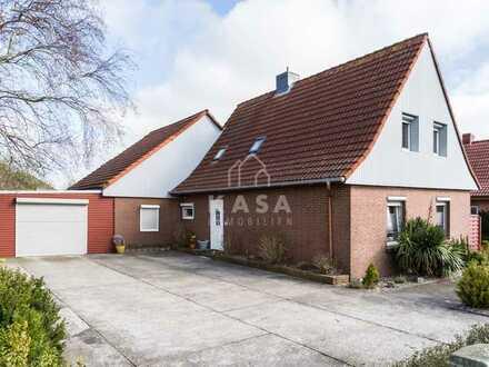 RESERVIERT! Gepflegtes Einfamilienhaus mit großem Grundstück in Emden/Larrelt!