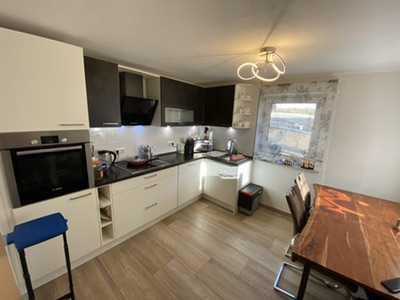 3 Zimmer Wohnung mit Einbauküche Terrasse oder inkl. Stellplatz in zentraler Lage