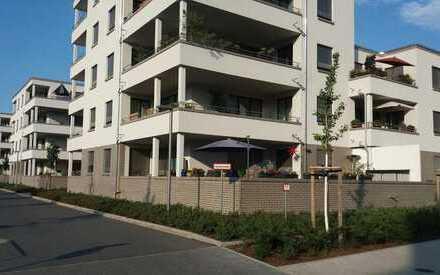 Großzügige 4-Zimmerwohnung mit Terrasse und Balkon in Dresden-Strießen