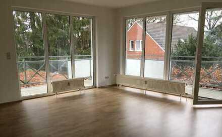Hochwertige 2-Zimmer-Wohnung mit Balkon und Einbauküche in Bremen