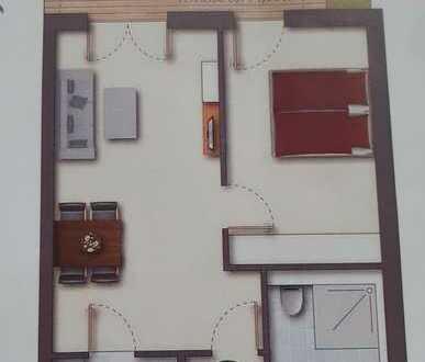 Erstbezug einer wunderschönen 2-Zimmer-Erdgeschoss-Wohnung im betreuten Wohnen in Brackenheim