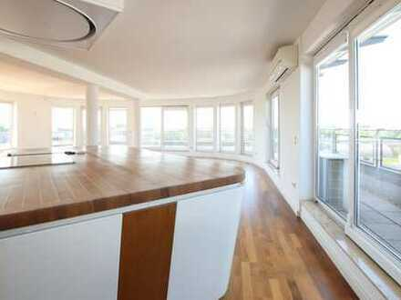 Exklusive Penthouse-Wohnung mit Panoramablick