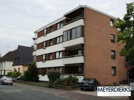 Osternburg - Am Festungsgraben: gemütliche 2-Zimmer-Erdgeschosswohnung in Innenstadtnähe