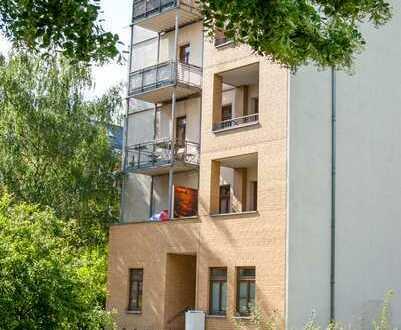 Kleine komfortable Singlewohnung mit Balkon