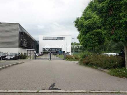 Lager-/ Produktionsfläche in der Nähe von der Bundesautobahn 81