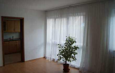 Attraktive 2-Zimmer-EG-Wohnung mit Terasse und Einbauküche in Ansbach