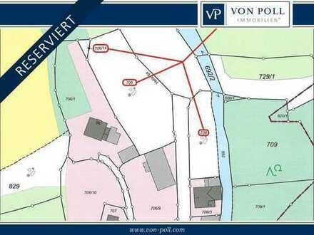 Ca. 2.800 m² sonniger Baugrund in reizvoller Lage im Mischgebiet südlich von Kraiburg am Inn