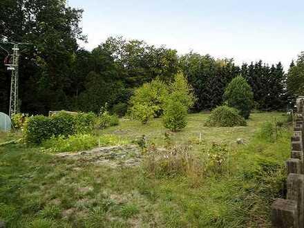 Gartengrundstück in Hummelshain (bei Triptis)