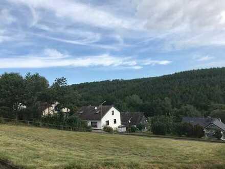 Idylle pur! Ruhig gelegenes Baugrundstück in Siegen-Oberschelden