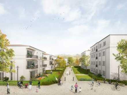 Ruhig, Zentral, Exklusiv - Wohnen im Villenpark Altradebeul