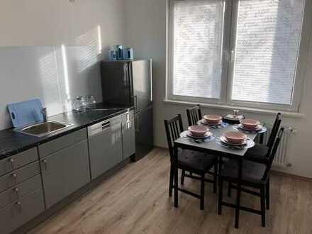 Exklusive, vollständig renovierte 2,5-Zimmer-Wohnung mit Einbauküche in Dortmund