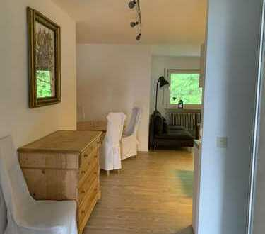 Mit Herz ausgebaute zwei Zimmer Wohnung in Schwarzwald-Baar-Kreis, Schönwald im Schwarzwald