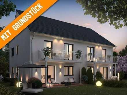 Ihr Wunschhaus in bester Lage DHH mit 145qm Wohnfläche (Kaufpreis inklusive Grundstück)