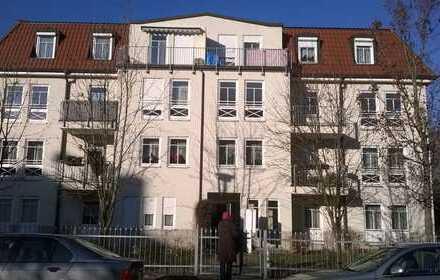 Schöne 1-Zimmer-Wohnung mit Terrasse zu vermieten! Südvorstadt!