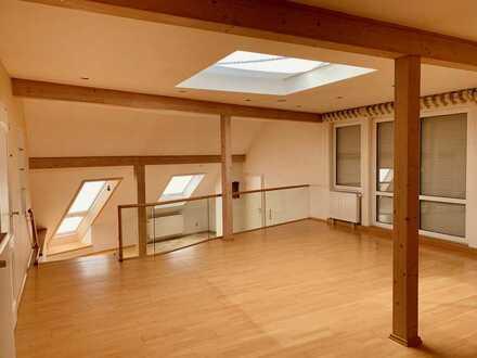 Große Wohnung im Ortskern von Schömberg zu vermieten (Wohnung teilbar)