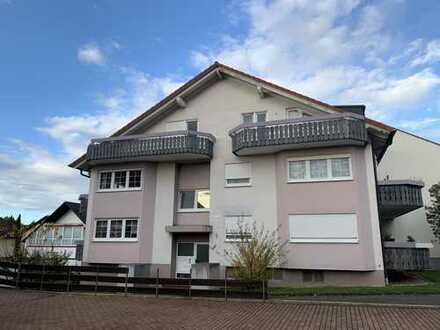 Gepflegte Maisonette-Wohnung in Waldbronn-Reichenbach