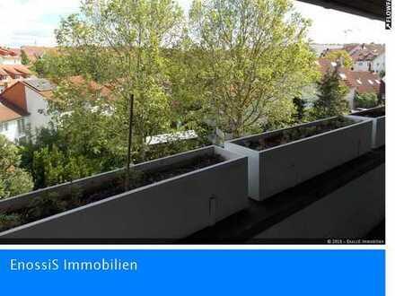 Bruchsal: Flotte, top modernisierte 3,5-Zimmerwohnung+Balkon+TG-Stpl.+EBK in guter Wohnlage