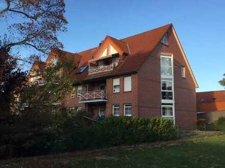 zentral gelegener 4-Zimmer Terrassenwohnung in Schwülper