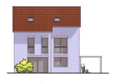 Neubau eines freistehenden Einfamilienhauses