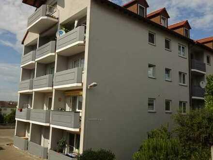 Sofort frei !! Apartment mit kleiner Küchenecke und Balkon in Bad Kreuznach-Süd