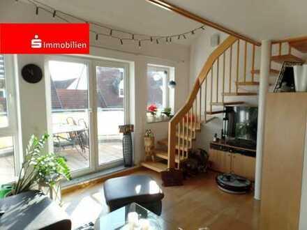 Helle Maisonettewohnung in bester Wohnlage von Hofheim