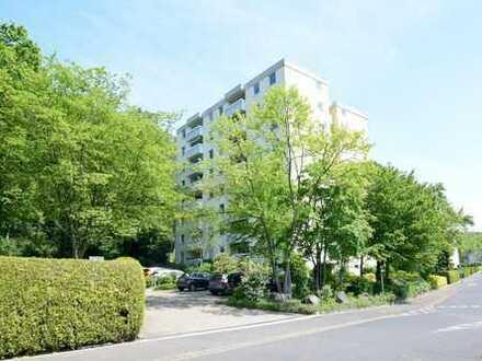 * Provisionsfrei & nicht vermietet * - Apartement mit herrlicher Aussicht