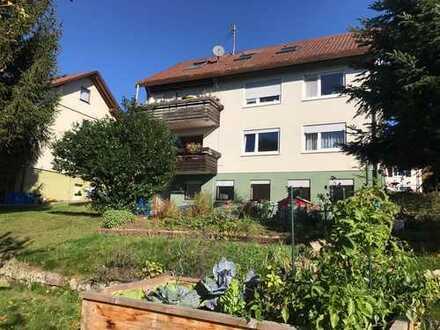 Schöne zwei Zimmer Wohnung in Bad Liebenzell-Unterlengenhardt