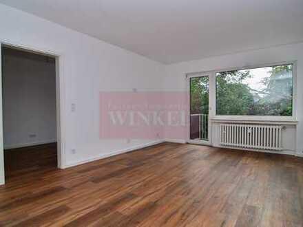 Sanierte 3-Zimmerwohnung mit Balkon und Tageslichtbad in Bonn-Duisdorf