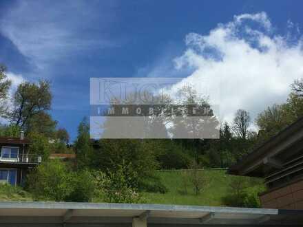 Ein Hang zur Sonnenseite! Bauplatz in Aussichtslage auf 72213 Altensteig