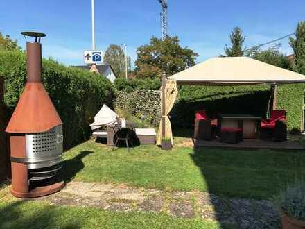 energetisch modernisierte DHH oder 2 Fam.Wohnhaus mit gepflegter Gartenanlage
