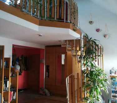 Charmante Galeriewohnung mit Loggia in ruhiger Wohnlage- Privatvermietung