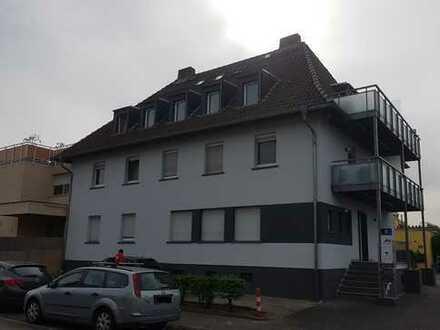 Gepflegte 4-Raum-Wohnung mit Balkon in Gustavsburg, zentrale Lage
