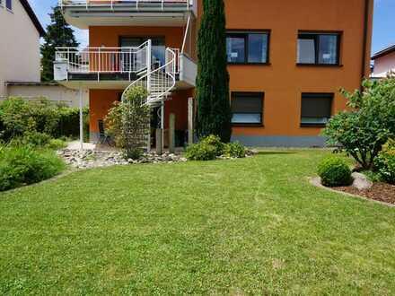 """""""Einmalige Gelegenheit""""  6,5 Zimmer-Wohnung über 2 Etagen mit eigenem parkähnlichen Garten"""